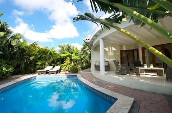Vakantiepark Curaçao met zwembad