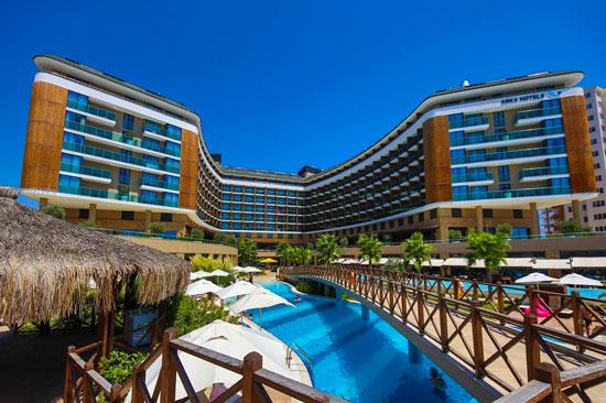 Luxe vakantie Turkije met zwemparadijs