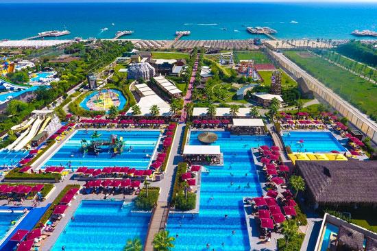 All-inclusive vakantie Turkije met zwemparadijs