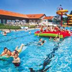 Ideale gezinsvakantie aan de Duitse kust vanaf top camping