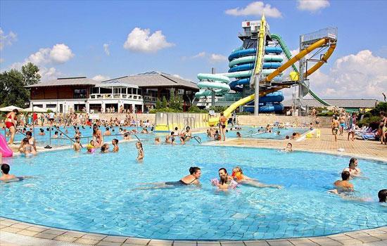 Camping Slovenië met groot zwembad