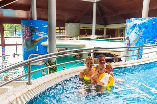 Camping Slovenië met aquapark