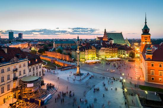 Stedentrip naar Polen
