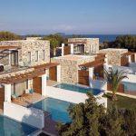 Bijzondere vakantiebestemming op Zakynthos met privé zwembad