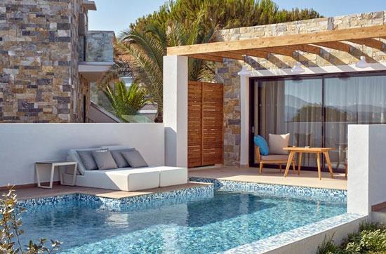 Verblijf Griekenland met privé zwembad