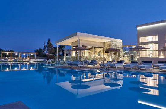 Hotel Zakynthos met privé zwembad