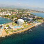 Luxe vakantie bij resort in het zonnige Turkije