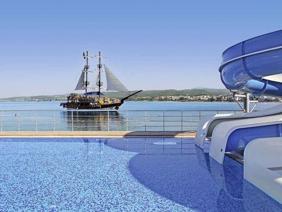 All-inclusive vakantie Alanya met zwembad
