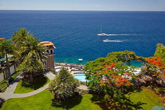 Luxe vakantie Madeira met zwembad