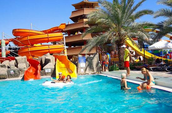All-inclusive vakantie Turkse Rivièra met zwembad