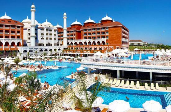 Luxe vakantie Turkse Rivièra met zwembad