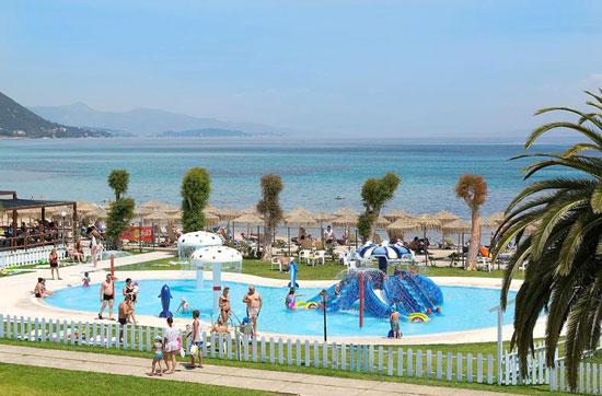 Hotel Corfu met zwembad