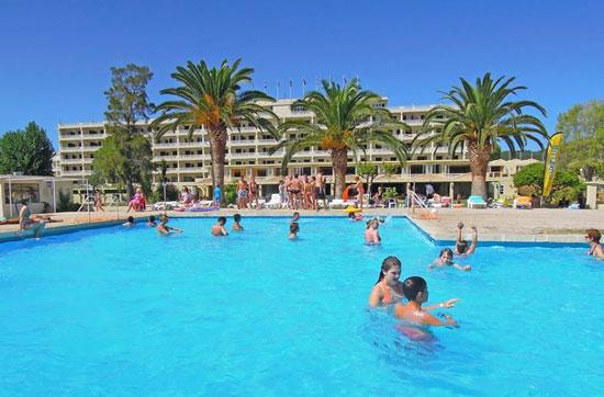 Resort Corfu met zwembad