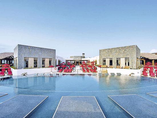 Vakantie Fuerteventura in rustige omgeving met zwembaden