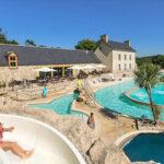 Sfeervolle camping in Bretagne met toffe zwembaden