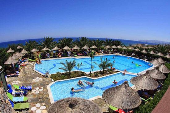 Onvergetelijke luxe vakantie op zonnig Grieks eiland Kreta