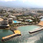 Top hotel op het zonnige Cyprus met vier verschillende zwembaden