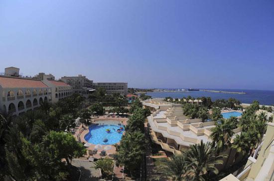 Resort Cyprus met groot zwembad