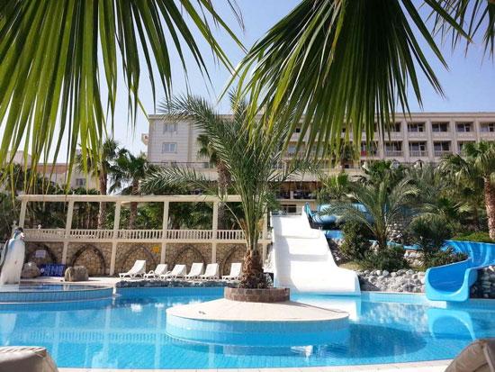 Hotel Cyprus met zwembad