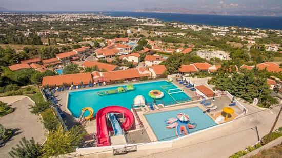 Droomvakantie vanuit prachtige locatie op het Griekse eiland Kos