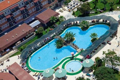 Vakantie Turkije met groot zwembad