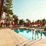 Genieten in luxe hotel met privéstrand in Marmaris