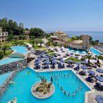 All inclusive genieten vanuit luxe hotel op het zonnige Rhodos
