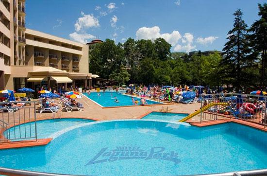 Vakantie op Sunny Beach met zwembad