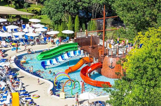 Vakantie Sunny Beach met zwembaden