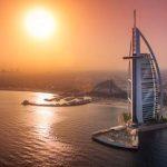 Enige 7-sterrenhotel ter wereld met indrukwekkend uitzicht