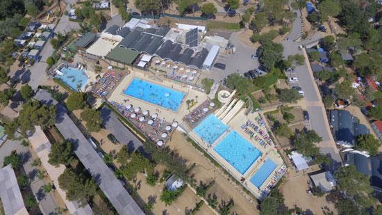 Vakantie Costa Brava met groot zwembad
