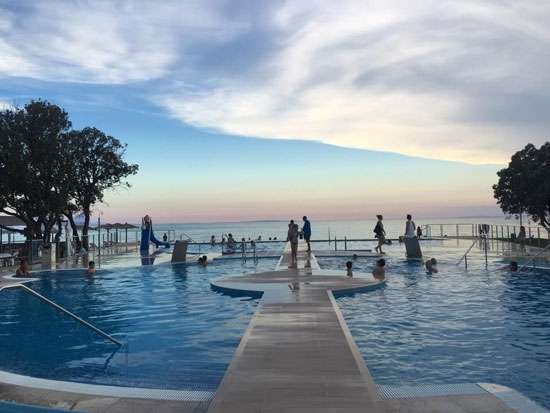 Droomvakantie op Kroatisch eiland vanuit top camping