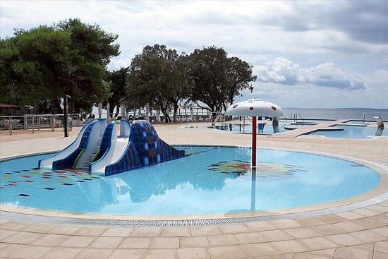 Vakantie met droomzwembad Kroatië