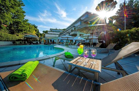 Top verblijf in Rome met groot zwembad