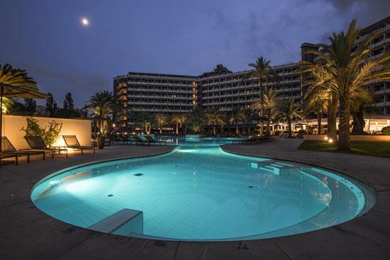 5 hotels Rome met buitenzwembad