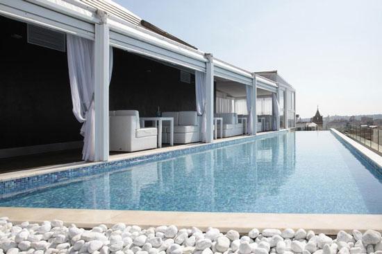 Leuk hotel Rome met buitenzwembad