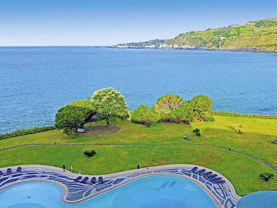 Vakantie Azoren met droomzwembad