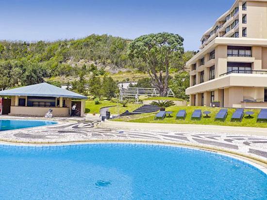 Hotel Azoren met droomzwembad