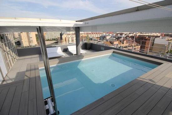 Hotels Valencia met buitenzwembad