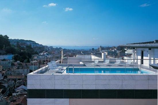 Leukste hotels met zwembad Lissabon