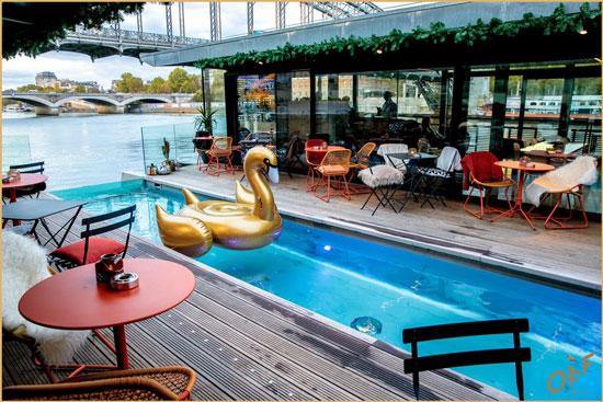Hotel aan de Seine