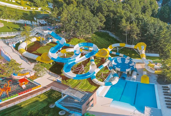 Luxe hotel aan zonnig goudstrand Golden Sands in Bulgarije