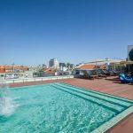 De 4 mooiste hotels in Lissabon met zwembad
