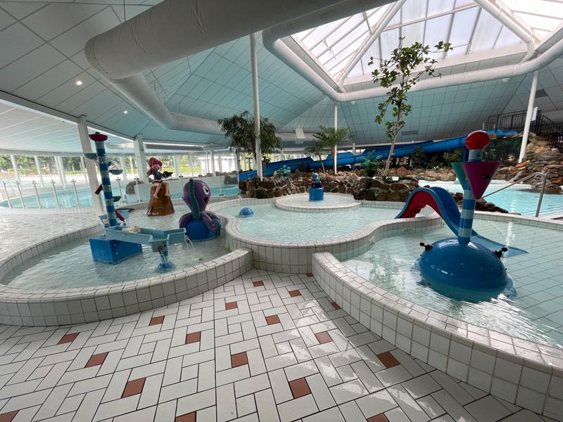 Camping Nederland met zwemparadijs