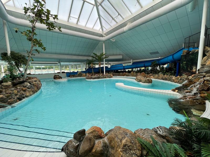 Vakantiepark Limburg met zwemparadijs