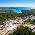 Luxe familiecamping met fantastisch groot zwembad in Istrië