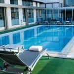 De 5 leukste hotels in Valencia met buitenzwembad
