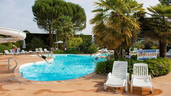 Top camping Bretagne met zwembad