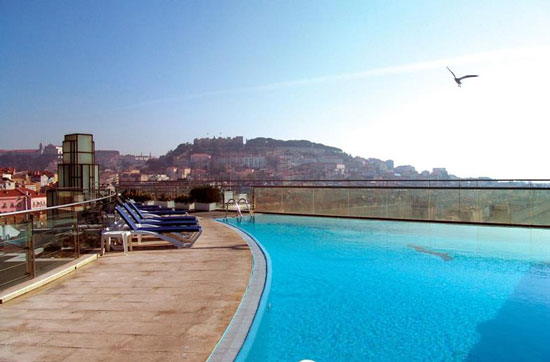 Citytrips met zwembad