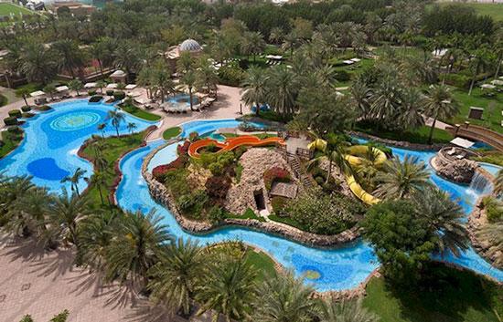 Hotel met waterpark Abu Dhabi